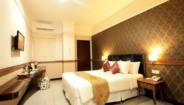 Amarelo Hotel Solo - Room