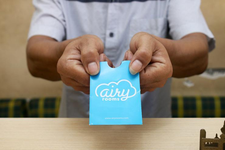 Airy Eco Buahbatu Candrawulan Empat 41 Bandung - Reception