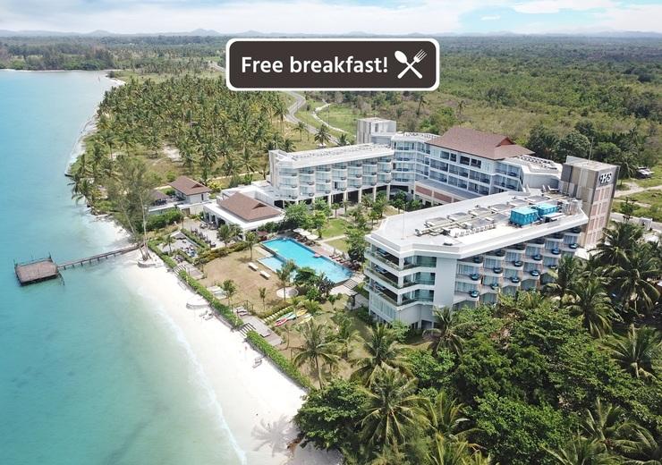 Hotel Santika Premiere Beach Resort Belitung Belitung - Appearance