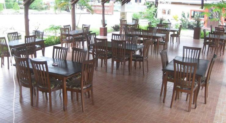 Harlika Jaya Hotel Belitung - Ruang makan