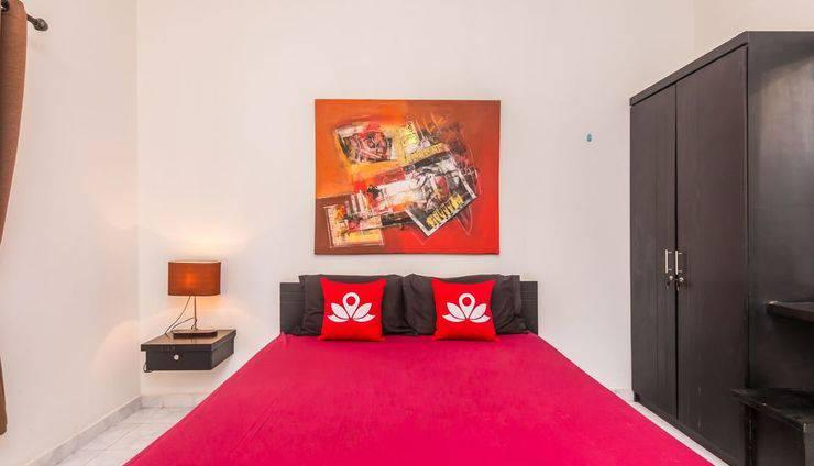 ZEN Rooms Gunung Soputan Denpasar - Tempat Tidur Double