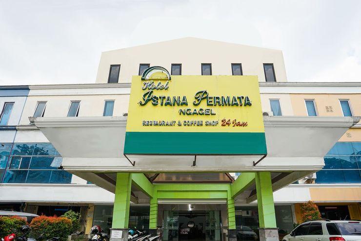 Istana Permata Ngagel Surabaya - Exterior