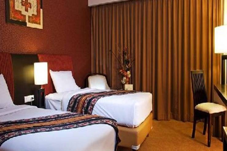 Hotel Grand Anugerah Bandar Lampung - Kamar Deluxe
