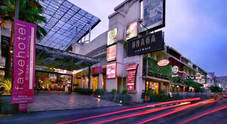favehotel Bandung - Front View