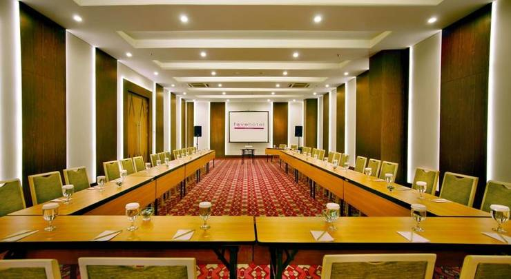 favehotel Bandung - Ruang Pertemuan