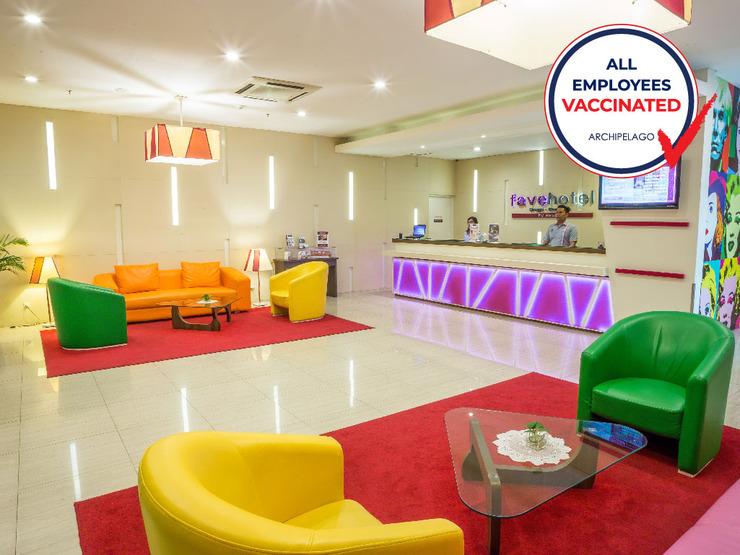 favehotel Braga Bandung Bandung - Vaccinated