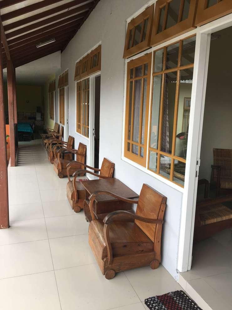 Hotel Wijaya 2 Kaliurang Yogyakarta - exterior