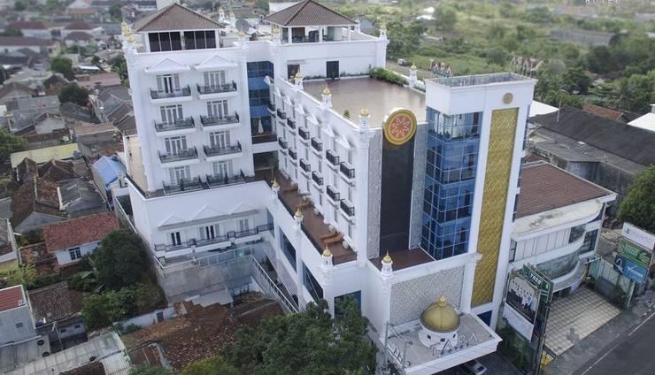 Tara Hotel Yogyakarta - Building