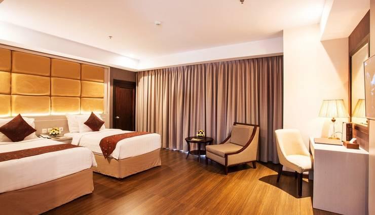 Tara Hotel Yogyakarta - Executive Twin