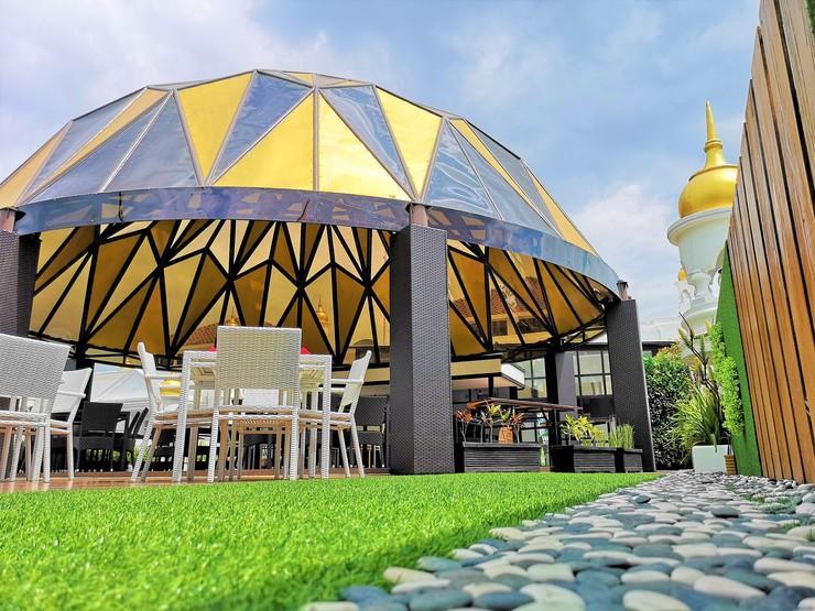 Tara Hotel Yogyakarta - Delhi Belly Chill & Grill