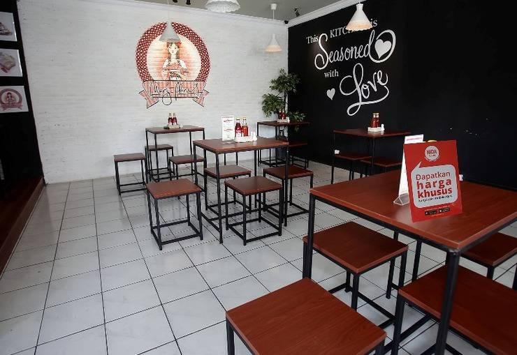 NIDA Rooms Dagen 16 Gedong Tengen - Restoran