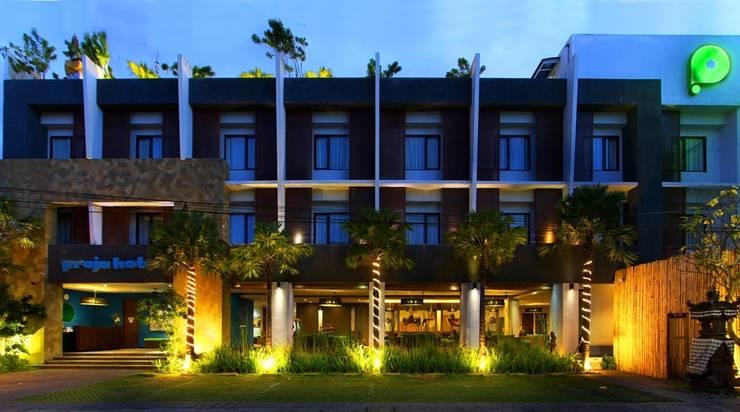 PRAJA Hotel Bali - Exterior