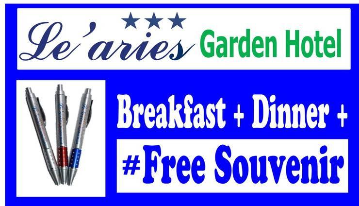 Le Aries Garden Boutique Hotel Bandung - Check In Gets Free Souvenir