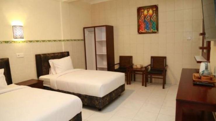 City Garden Bali Dwipa Hotel Bali - Bedroom