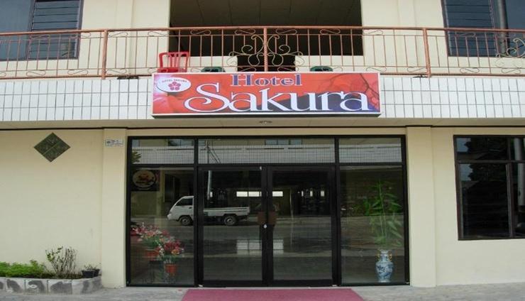 Hotel Sakura Tarakan Tarakan - exterior