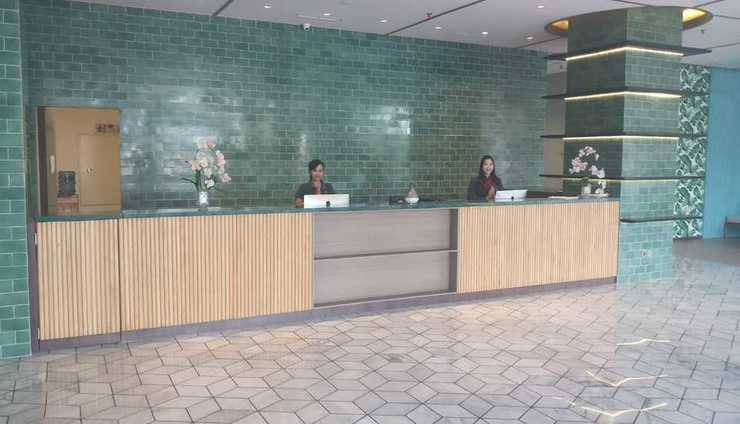 Hotel Louis Kienne Pemuda Semarang - Lobby Hotel