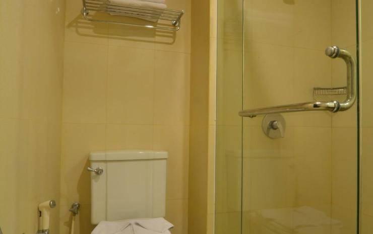 Hotel Istana Tulungagung - toilet