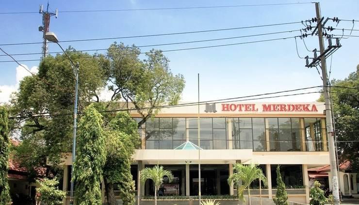 Hotel Merdeka Madiun - Exterior