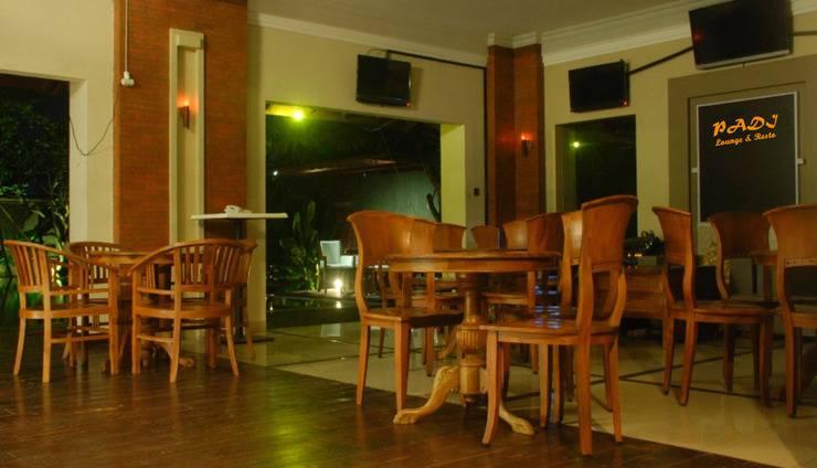 The Edelweiss Hideaway Solo - PADI Lounge & Resto