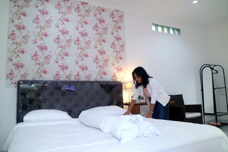 Mason Residence Syariah Ciawi Bogor - Bedroom