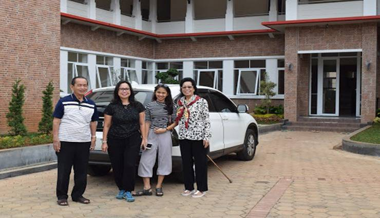 City Edge Guest House Sumedang - Exterior