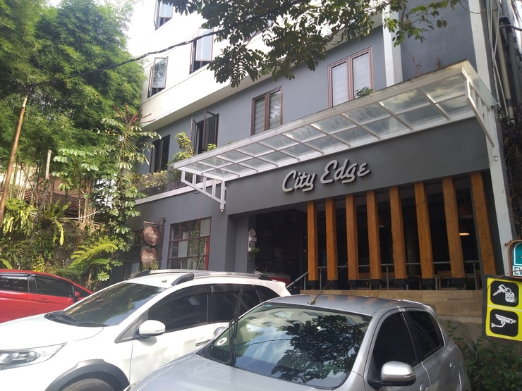 City Edge Guest House Sumedang - area luar