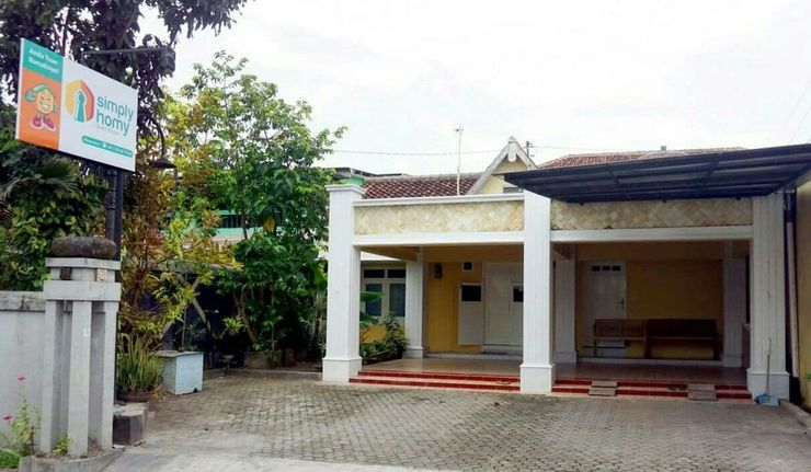 Simply Homy Monjali 2 Yogyakarta - Exterior