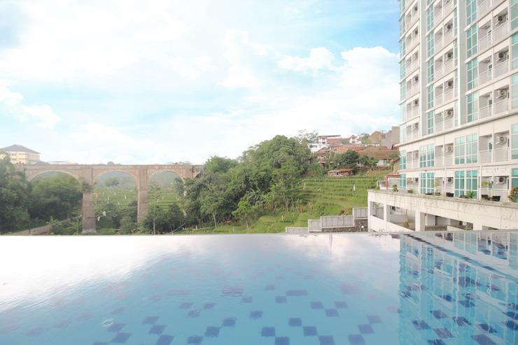 Airy Jatinangor Cikuda Taman Melati Sumedang - Pool