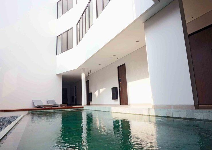 M Social Tangerang - Pool