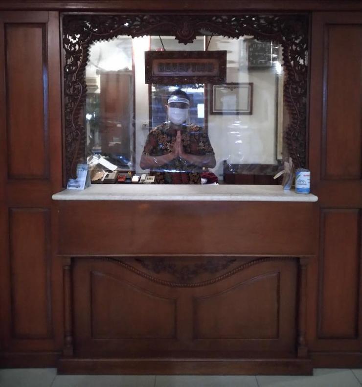 Hotel Blue Safir Yogyakarta - Hygiene