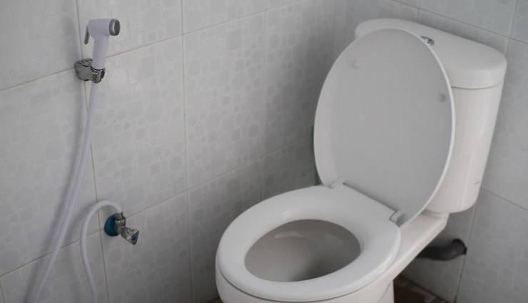 Just Inn Semarang - kamar mandi
