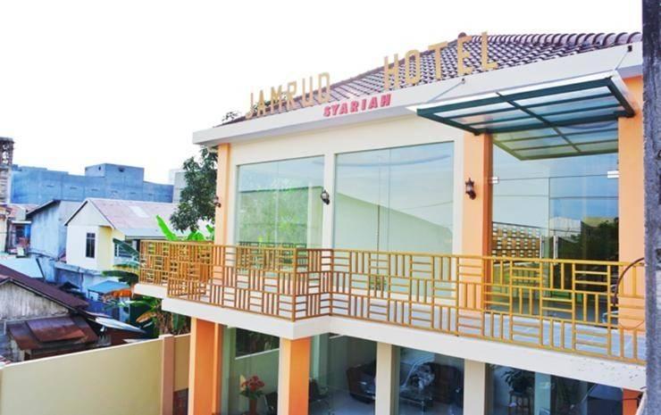Jamrud Syariah Hotel Mendawai - Eksterior
