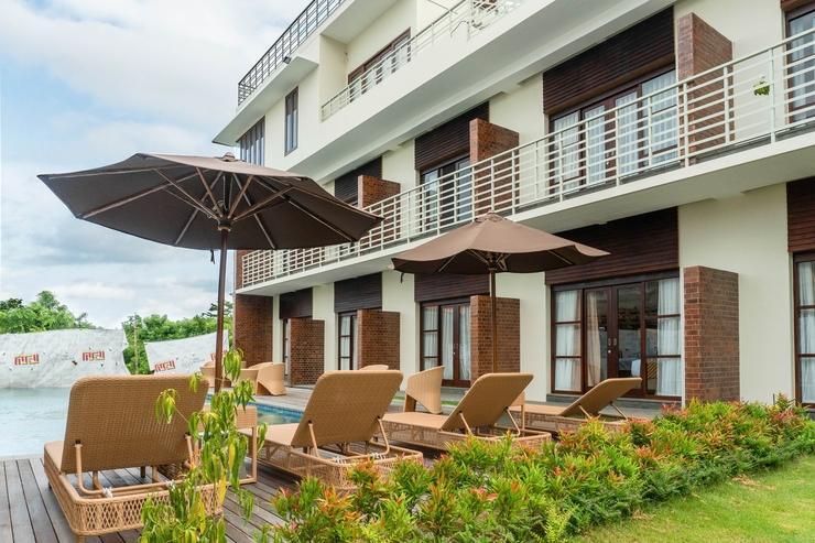 OYO 301 Umah Nusa Dua Residence Bali - FACADE