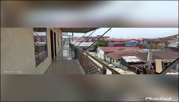 J Syariah Guest House Bukittinggi - exterior