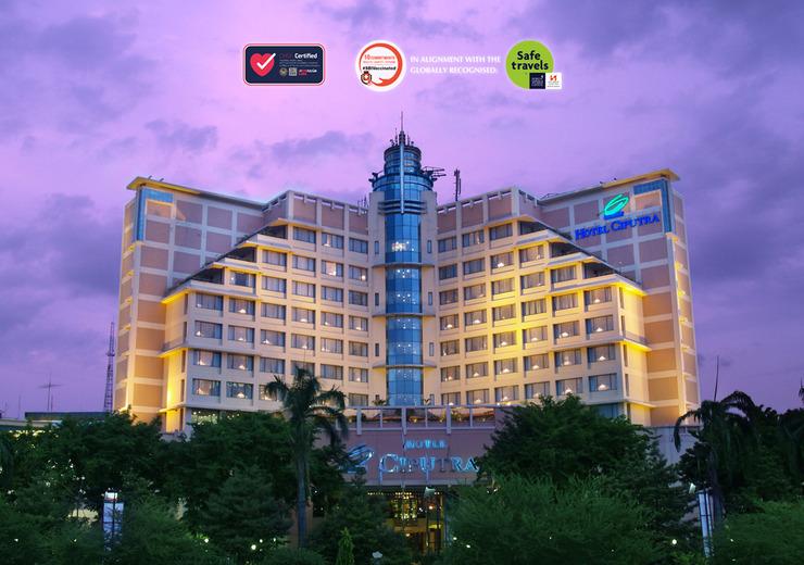 Hotel Ciputra Semarang managed by Swiss-Belhotel Int'l Semarang - Bangunan hotel