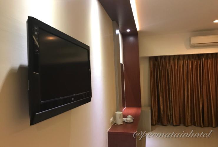 Hotel Permata In Banjarmasin - LCD TV 32 inch