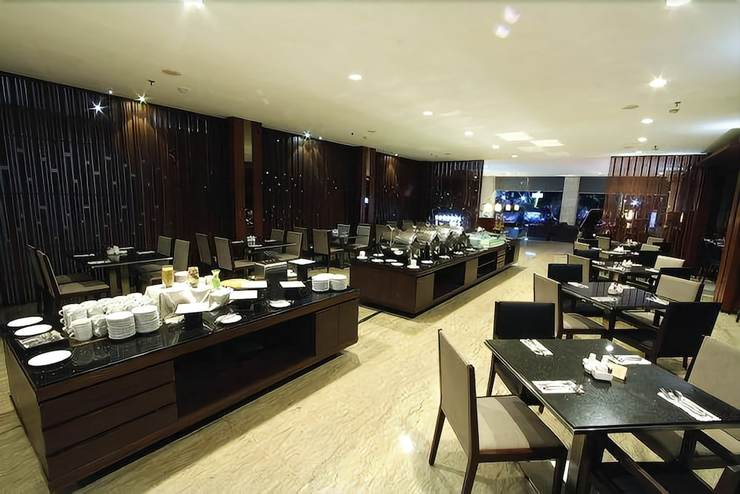 Hotel Mitra Bandung - Restaurant