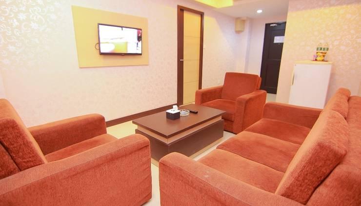 Comfort Hotel Dumai Dumai - business room