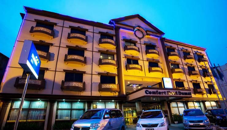 Review Hotel Comforta Hotel Dumai (Dumai)