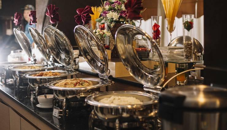 Comfort Hotel Dumai Dumai - Menu Restoran