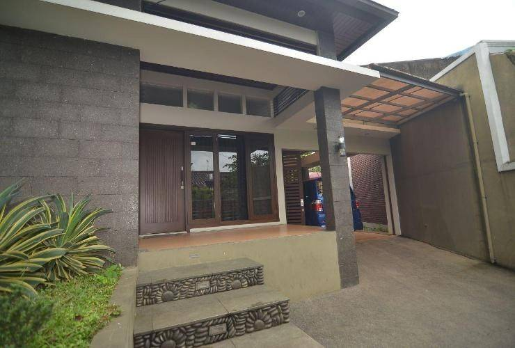 Hyper Homestay Bandung - Exterior