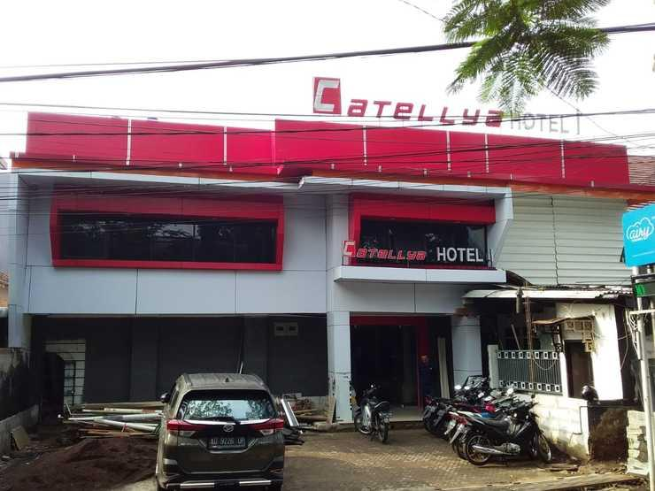 Hotel Catellya Bandung - Tampak Depan