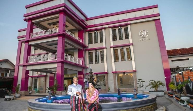 MS HOTEL PINRANG Makassar - exterior