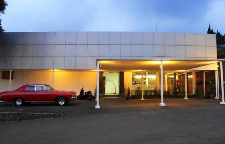 Hotel Ariandri Puncak Bogor - Eksterior