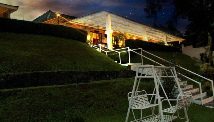 Hotel Ariandri Puncak Bogor - Restaurant
