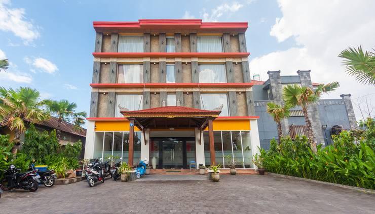 ZenRooms Kuta Puri Demak Bali - Luar