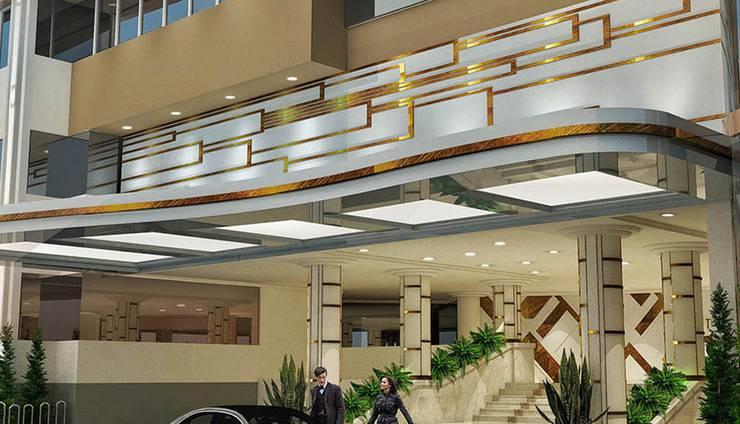 Hotel Tunjungan Surabaya - Gedung