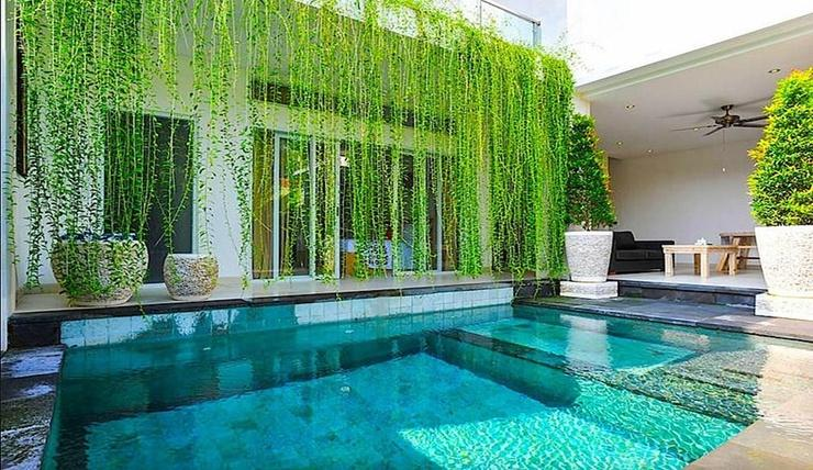 Puri Bagus Villas Legian Bali - Pool