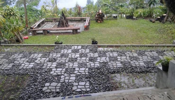 Ecobromo Homestay Pasuruan - Fasilitas api unggun