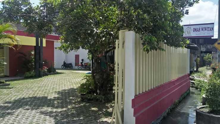 Omah Wiwitan Yogyakarta - Exterior